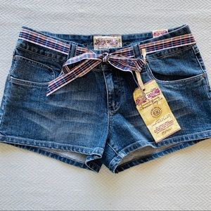 AMERICAN RAG New with Tags Jean Short   Size 11